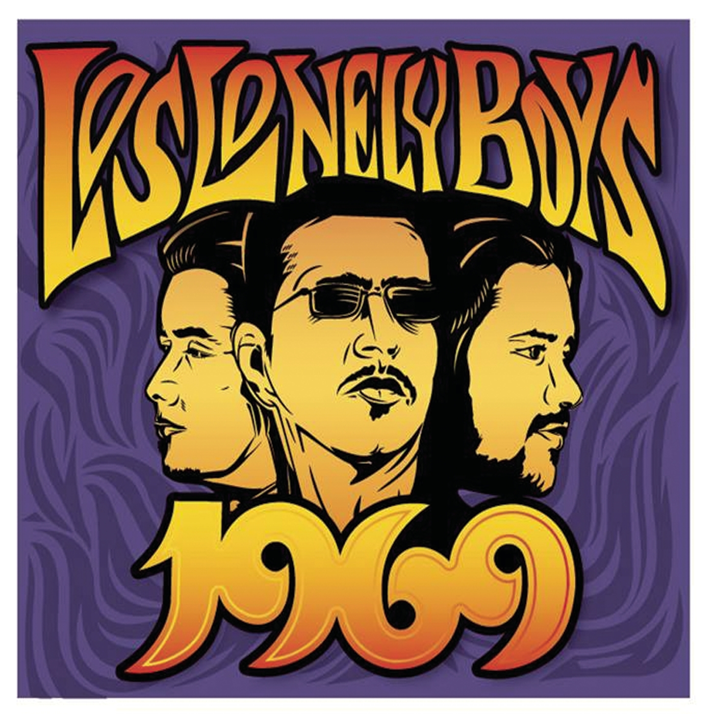 Evil Ways • LOS LONELY BOYS