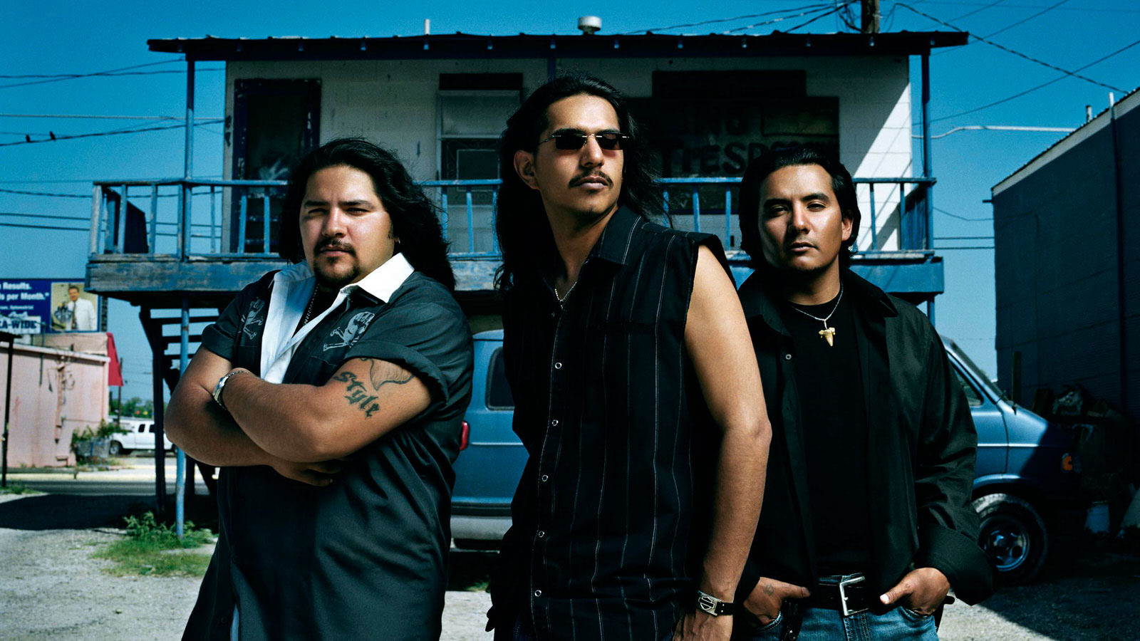 Los Lonely Boys-About